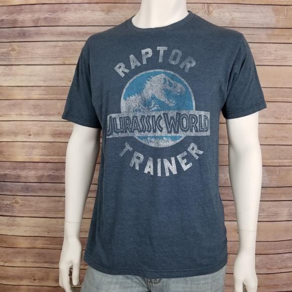 19b3a57e Universal Shirts | Jurassic World Raptor Trainer Tee | Poshmark